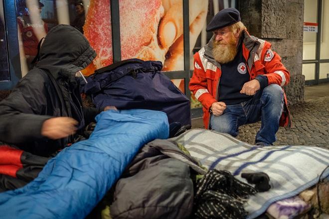 Obdachlosenhilfe Hamburg